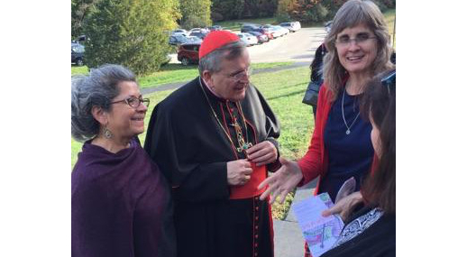 Cardinal Raymond Burke Supports Separated Faithful