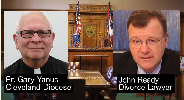 Cleveland's Fr. Gary Yanus is Too Friendly with Divorce Lawyers