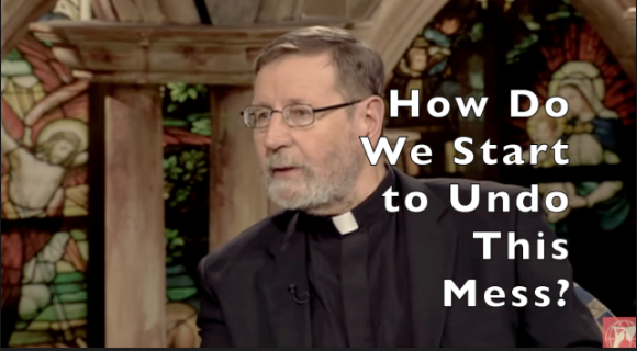 Fr. Mitch Pacwa – Repair Deafening Silence on Divorce